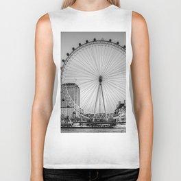 London Eye, London Biker Tank
