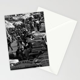 Taxi Rank Stationery Cards