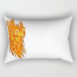 TMNT Rock: Mikey Rectangular Pillow