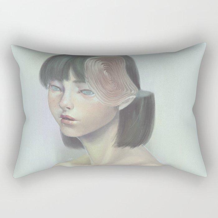 Self Rectangular Pillow