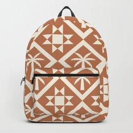 Bohemian Geometric 07B Backpack