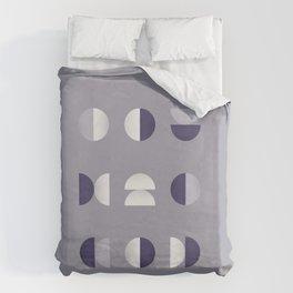 Geometrica - Color Study - 1/7/2019 - Graphic Art Print Duvet Cover