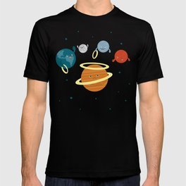 Saturn Ring Toss T-shirt