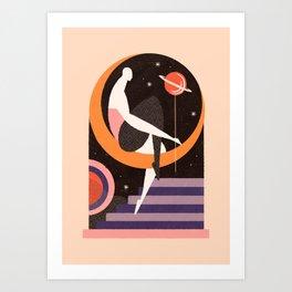 pirulito Art Print