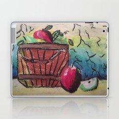 Basket of Apples Laptop & iPad Skin