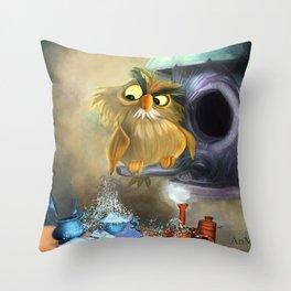 Anacleto  Throw Pillow