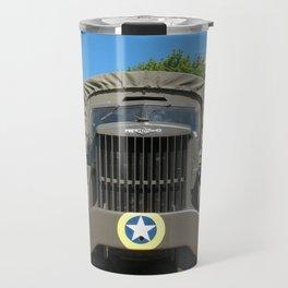 Monster truck Travel Mug