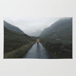 Skyfall - Landscape Photography Rug