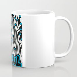 Blue Soul Coffee Mug