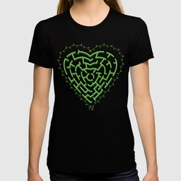 Lost in the Love Maze T-shirt