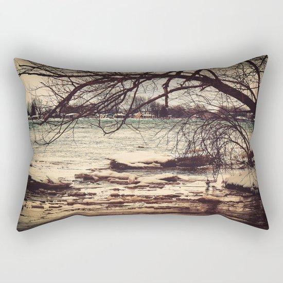 Wish Away Rectangular Pillow