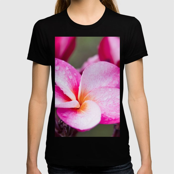 Pua Melia Floral Celebration T-shirt