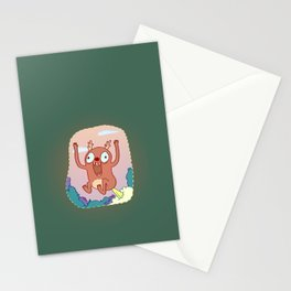 Dumb Pisser Stationery Cards