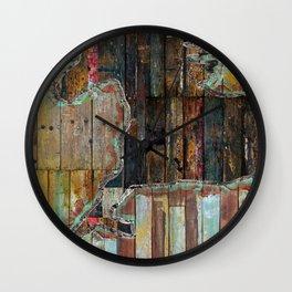 Galope Wall Clock