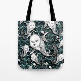 Baby Fish Tote Bag