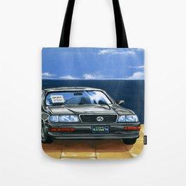 Street Fighter II Bonus Stage Car Tote Bag