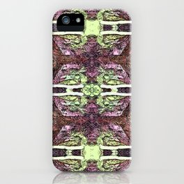 Carnival Gland iPhone Case