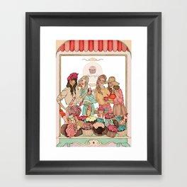 Sweet Temptation Framed Art Print