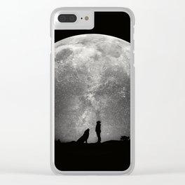 Stargaze Clear iPhone Case