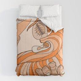 Slumber damsel Comforters