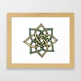 Clan Framed Art Print