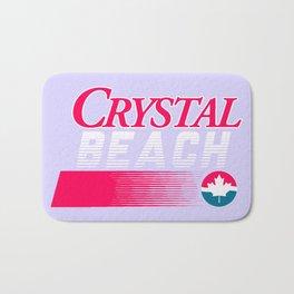 CRYSTAL BEACH Bath Mat
