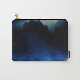 Black Nebula Carry-All Pouch