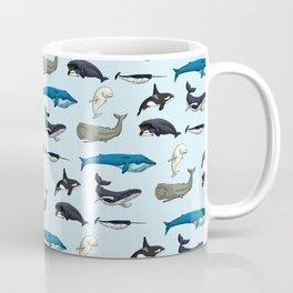 Whales Coffee Mug