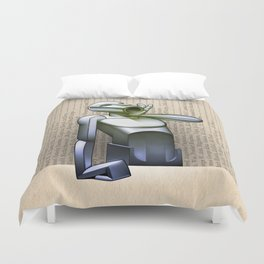The Great Buccinator Duvet Cover