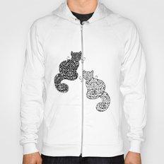 Black Cat White Cat Hoody
