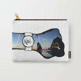 Be Here. Carry-All Pouch