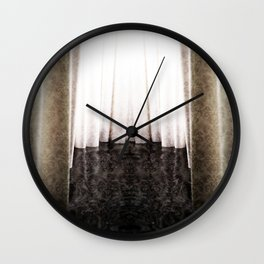 CURTAIN Wall Clock