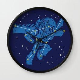 Universal Star Wall Clock