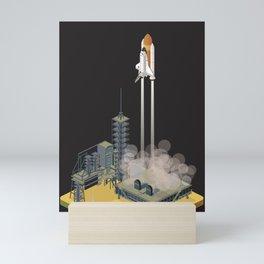 liftoff Mini Art Print