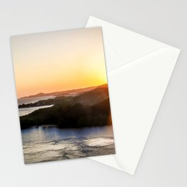 Roatan Sunset Stationery Cards