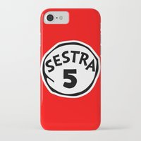 orphan black iPhone & iPod Cases featuring Sestra 5 (Helena - Orphan Black) by Illuminany
