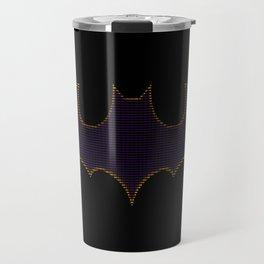 Batgirl Symbol Travel Mug