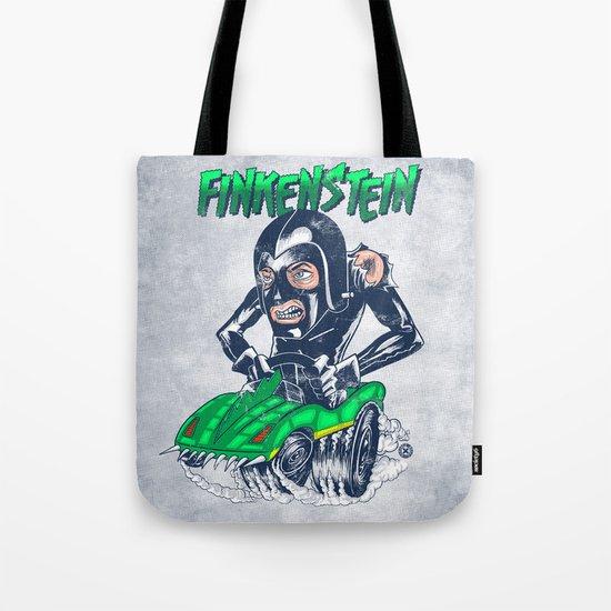 Finkenstein (deathrace 2000) Tote Bag