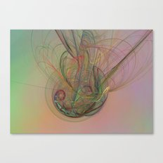 thought Canvas Print