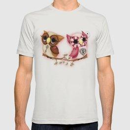 So In Love Hooties - Owl iPhone Case T-shirt