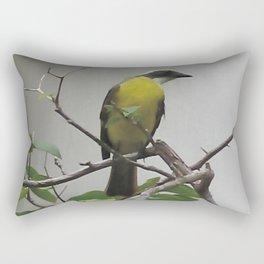 Chichen Itza Bird Rectangular Pillow