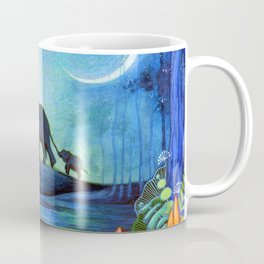 Elephant Walk Coffee Mug