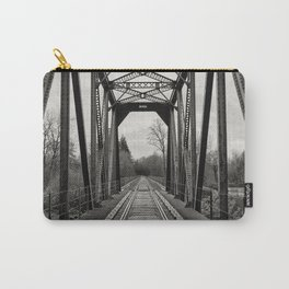 Steel Bridge from 1906 - B+W Carry-All Pouch