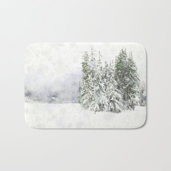 Winter Fresh Bath Mat