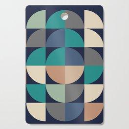 Gestalt Geometric Cutting Board