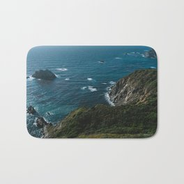 Big Sur California X Bath Mat
