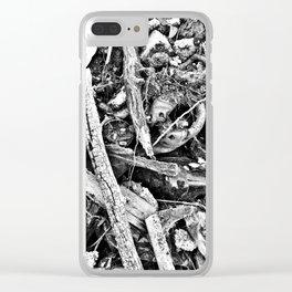 Italian Ruins 2 Clear iPhone Case