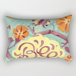 Persistence is Bee Rectangular Pillow