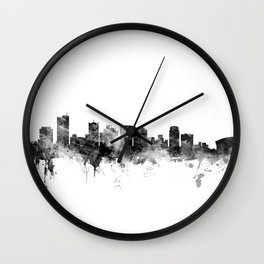 Phoenix Arizona Skyline Wall Clock