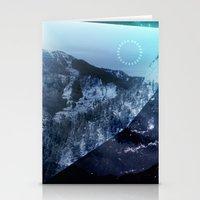 window Stationery Cards featuring Window by DM Davis